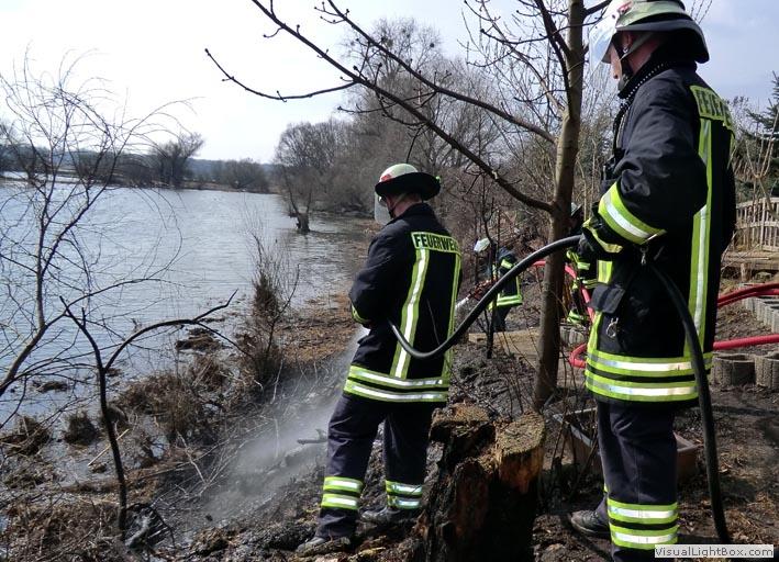 Brand In Wittenberge Heute
